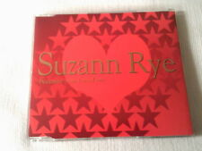 SUZANN RYE - BECAUSE YOU LOVED ME - UK CD SINGLE