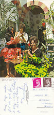 1993 TYPICAL SCENE IN ANDALUCIA SPAIN COLOUR POSTCARD