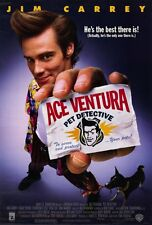 "Ace Ventura Pet Detective Movie Poster [Licensed-NEW-USA] 27x40"" Theater Size"