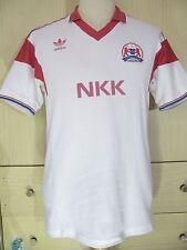 NKK FC 1991 1992 JAPAN OLD LEAGUE MATCH WORN ISSUE FOOTBALL SOCCER JERSEY SHIRT