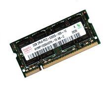 2GB DDR2 667 Mhz RAM Speicher Asus Eee PC 1015PE - Hynix Markenspeicher SO DIMM
