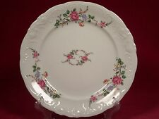 Royal Kent Collection Poland Dinner Plate (s) Floral Pink Flower Green Leaves