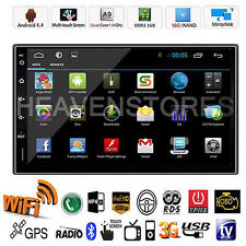 """Android 4.4 Quad Core GPS 7"""" 2 DIN 3G WIFI Car Radio Stereo MP5 Player GPS Navi"""