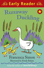Runaway Duckling (Early Reader), Francesca Simon, New Book