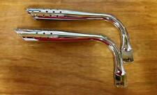 BICYCLE MUFFLER SET FOR CHOPPER BIKES & OTHERS