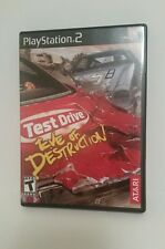 Test Drive: Eve of Destruction (Sony PlayStation 2, 2004)