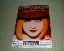 CYNDI LAUPER LIVE IN JAPAN BEAUTIFUL 04 POSTER/HANBILL