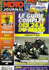 B35- Moto Journal N°1515 Contact Drysdale V8,Twins BMW R 1100 S Ducati 900 SS