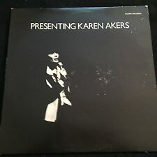 Karen Akers Presenting NYC Cabaret Private Jazz Vocal Reno Sweeney's 1981