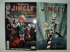 Jingle Belle: Grounded, Naughty and Nice! SET! 2 prestige comic books (bd10811)