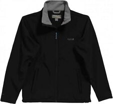Regatta Bradwell Not Cera Mens Black Softshell Jacket RML014 Black Size S