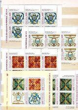 Portugal - Kleinbogen u. Block aus  1984 **  - KW 36,--  €  ( 30690 )