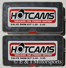 2004 2005 2006 YAMAHA YFZ450 YFZ 450 **HOT CAMS VALVE SHIM KIT**