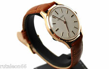 JAEGER LECOULTRE men's original watch gold 18K Fully restored