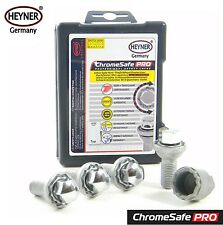VW SCIROCCO  2008-ON wheel locking bolts M14x1.5 THATCHAM certified anti-theft