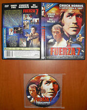 Fuerza 7 (A Force of One) [DVD] Paul Aaron, Chuck Norris, Bill Wallace.