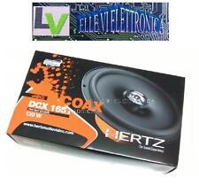 Hertz DCX 165.3 Set Coppia Casse Coassiali 2 Vie 120 Watt 16,5 Cm Linea Dieci