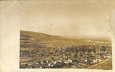 GRECE GREECE CARTE POSTALE PHOTO MACEDOINE MACEDONIA 1918