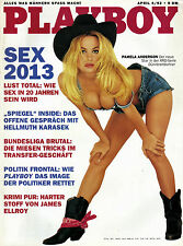 Playboy April/04/1993   Pamela Anderson*