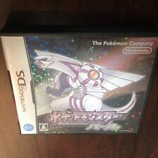 Pokemon Pearl Japanese  Pocket Monsters  Nintendo DS **USA SELLER**