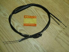 Suzuki NOS TM400, 1971, Throttle Cable Assembly, # 58300-16500   S83