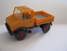 Wiking HO MB Unimog orange (RG/RA/100-1S6/11)