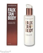 bare Minerals Escentuals FAUX TAN BODY Sunless Tanner Self Tan (Fake Tan) 177ml