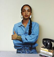 Sade Display STAND Standee NEW Soldier Of Love Bring Me Home By Your Side Tour