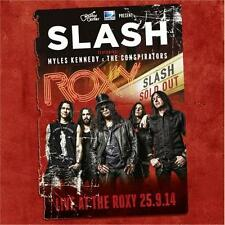 Slash - Live at the Roxy 25.9.14 - CD