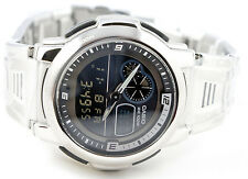 Casio AQF102WD-1 Outgear THERMOMETER Watch World Time 50 Lap Memory 100M WR New