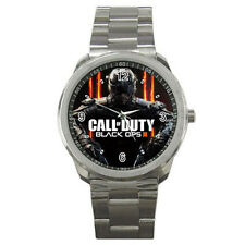 Call of Duty Black Ops 3 Game Gaming Wrist Watches New