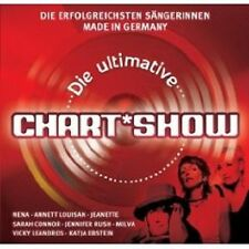 DIE ULTIMATIVE CHARTSHOW-SÄNGERINNEN MADE IN...2 CD NEU