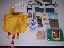 Survival & First aid kit for boat or raft it includes many great items from USA
