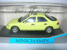 Minichamps 1:43 430 082071 FORD MONDEO LIMOUSINE 5-DOOR 1993 Yellow NEW
