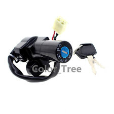 Steering Ignition Switch Lock Key For SUZUKI Katana 750 1989-1997 DR650 90-1996