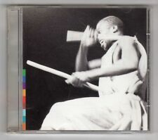 (GZ57) The Drummers Of Burundi, Live At Real World - 1992 CD