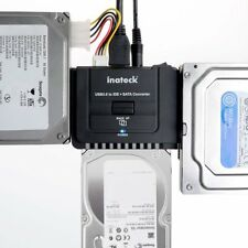 "Inateck USB 3.0 to IDE/SATA Converter Hard Drive Adapter for 2.5"" / 3.5"" HDD SSD"
