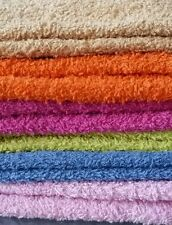 Face washers 100% Cotton soft assorted colors 12 pieces