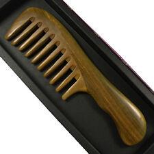 clear sale! Fragrant wood sandalwood comb wooden comb curl hair comb mens comb