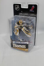 McFarlane Tim Thomas Bruins Serie 24 All-Star Level Autograph 91/100 Super Chase