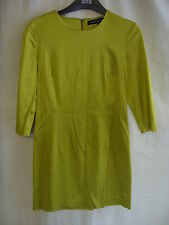 """Ladies Dress - French Connection, size 8, 3/4 sleeves, silky feel, 31"""" long 2139"""