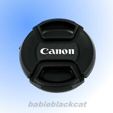 NEW 72mm Front Lens Cap Snap-on Cover for Canon Camera