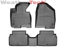WeatherTech® Floor Mats FloorLiner for Hyundai Tucson - 2011-2013 - Black