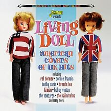 LIVING DOLL (RAL DONNER, CONNIE FRANCIS, BOBBY DARIN, ...) 2 CD NEU
