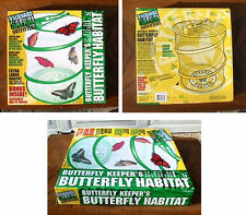 BACKYARD SAFARI OUTFITTERS - BUTTERFLY HABITAT SPRING FRAME DESIGN - NEVER USED