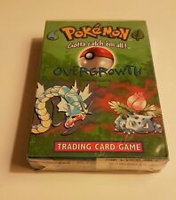 Pokemon Trading Card Game TGC Overgrowth Theme Deck Factory Sealed RARE 1999