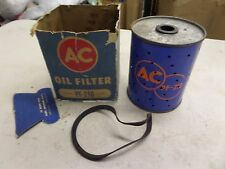 AC PF 210 Oil Filter 1952-56 Mercury  1952-53 Lincoln New NOS 54 55 56 57 FORD