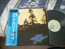 "a941981 Eagles Glenn Frey 12"" Japan 1976 LP Hotel California"