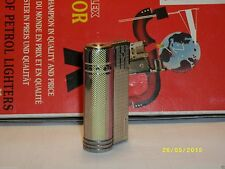 RARE ORIGINAL PETROL LIGHTER IMCO 6600 bi-color TRIPLEX SUPER OLD STOCK
