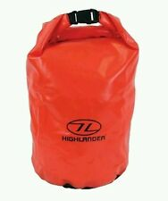Highlander Drybag Tri Laminate PVC Small 16ltr Red